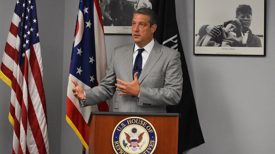 Congressman Tim Ryan - Ohio
